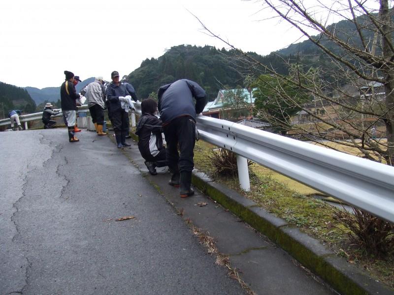 高隈 大隅湖清掃ボランティア活動2